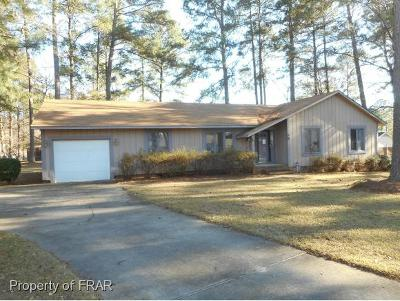 Fayetteville Single Family Home For Sale: 5889 Kerr Pl