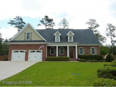 Fayetteville Single Family Home For Sale: 3406 Craiglaw Dr