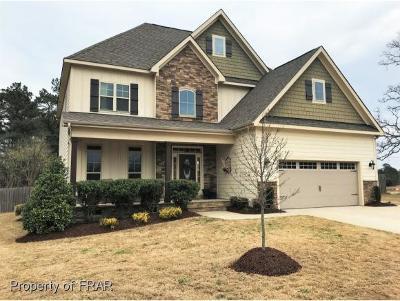 Fayetteville Single Family Home For Sale: 3201 Dove Hunter Cir #85