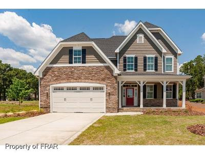 Southern Pines Single Family Home For Sale: 111 Old Clubhouse Lane #3