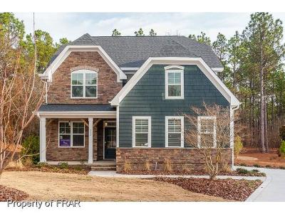 Southern Pines Single Family Home For Sale: 232 Claret Ct #43