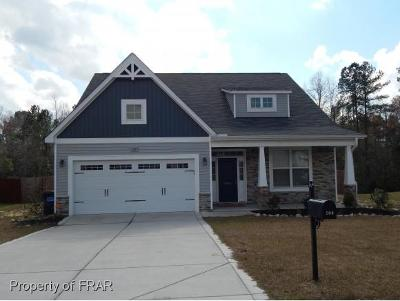 Raeford NC Single Family Home For Sale: $194,000
