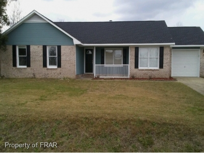 Raeford NC Single Family Home For Sale: $139,950