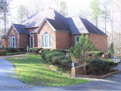 Sanford Single Family Home For Sale: 8701 Holly Pond Drive