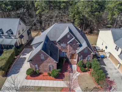 Fayetteville Single Family Home For Sale: 3027 Hampton Ridge Road #569