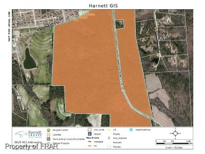 Harnett County Farm For Sale: 5375 Old Us 421