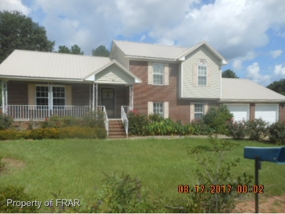 Raeford NC Single Family Home For Sale: $249,975