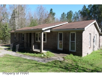 Raeford NC Single Family Home For Sale: $29,900