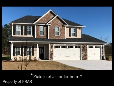 Hope Mills NC Single Family Home For Sale: $219,900