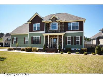 Fayetteville NC Single Family Home For Sale: $299,500