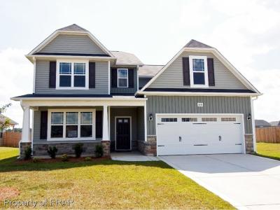 Hope Mills NC Single Family Home For Sale: $268,900
