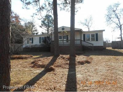 Hope Mills NC Single Family Home For Sale: $24,450