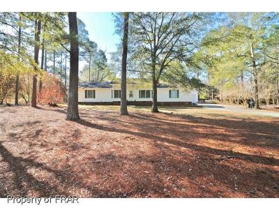 Aberdeen Single Family Home For Sale: 800 Barnell Dr