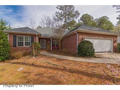 Pinehurst Single Family Home For Sale: 2610 Longleaf Drive SW
