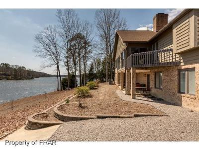 Single Family Home For Sale: 1924 Captains Point