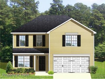 Fayetteville NC Single Family Home For Sale: $165,490