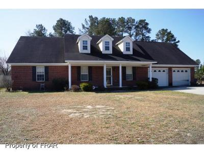 Fayetteville Single Family Home For Sale: 7623 Eunice Drive