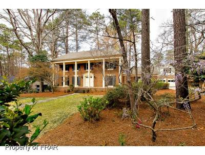 Fayetteville NC Single Family Home For Sale: $400,000