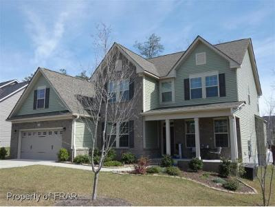 Hope Mills NC Single Family Home For Sale: $273,500
