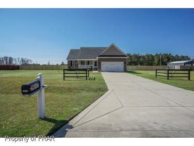 Hope Mills NC Single Family Home For Sale: $230,000