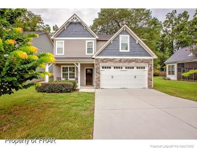 Fayetteville NC Single Family Home For Sale: $314,900