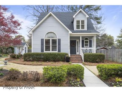 Fayetteville NC Single Family Home For Sale: $189,700