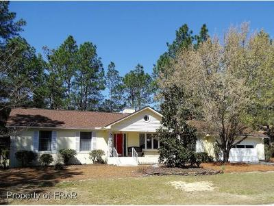 Pinehurst Single Family Home For Sale: 105 Lost Tree Rd