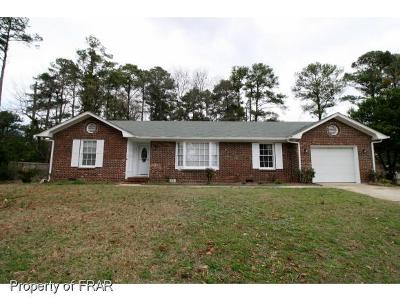 Fayetteville Single Family Home For Sale: 7118 Stockport Cir