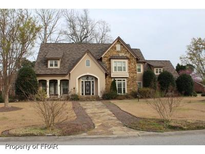 Fayetteville Single Family Home For Sale: 6498 Summerchase Dr