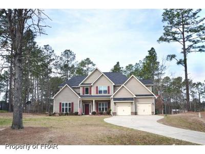 Carolina Lakes Single Family Home For Sale: 125 Lakewood View