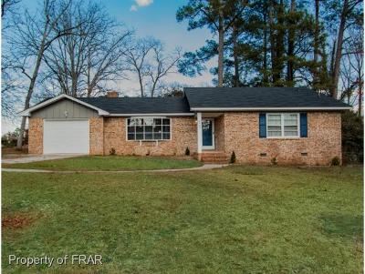 Fayetteville Single Family Home For Sale: 6406 Fenwick Pl. #13