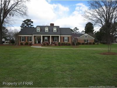 Harnett County Single Family Home For Sale: 412 Old Post Rd