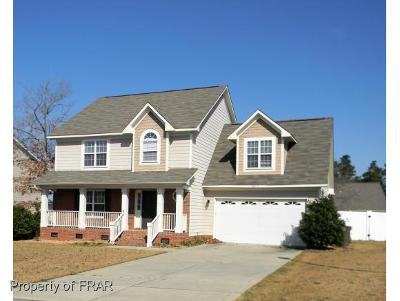 Fayetteville NC Single Family Home For Sale: $201,500