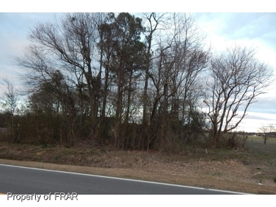 Sampson County Residential Lots & Land For Sale: Hobbs Rd