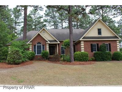 Southern Pines Single Family Home For Sale: 35 McNish Rd