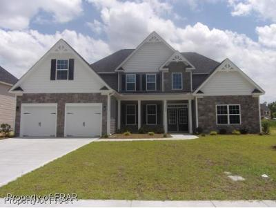 Fayetteville NC Single Family Home For Sale: $386,415