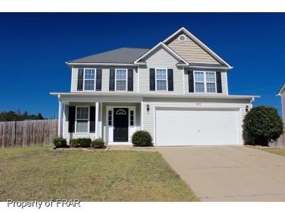 Raeford NC Single Family Home For Sale: $162,000