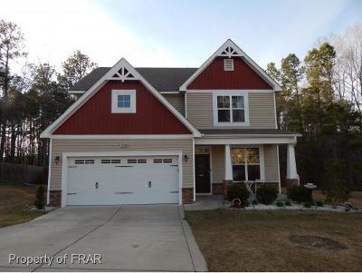 Harnett County Single Family Home For Sale: 118 Laurel Dr