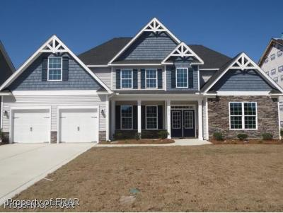 Fayetteville NC Single Family Home For Sale: $319,990