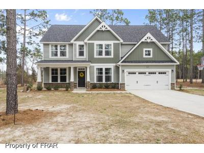Raeford NC Single Family Home For Sale: $264,900