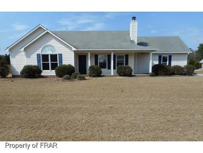 Hope Mills Single Family Home For Sale: 6112 Cellini Ln