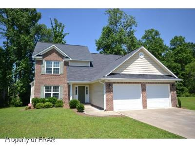 Raeford NC Single Family Home For Sale: $162,700
