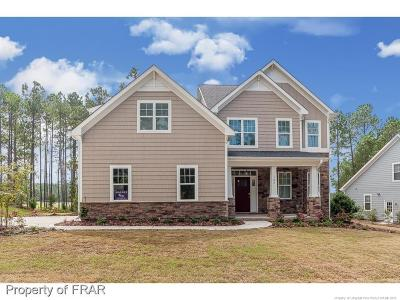 Southern Pines Single Family Home For Sale: 106 Plantation Dr #7