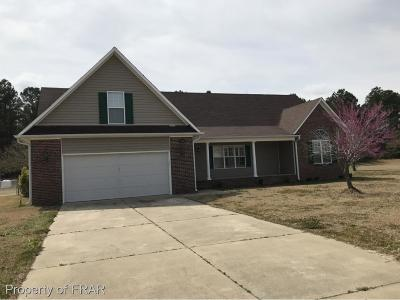 Cumberland County Single Family Home For Sale: 8494 Brightleaf Place #7