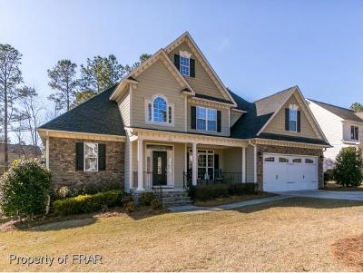 Harnett County Single Family Home For Sale: 104 Blue Pine Dr #360