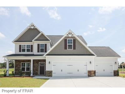 Raeford NC Single Family Home For Sale: $282,300
