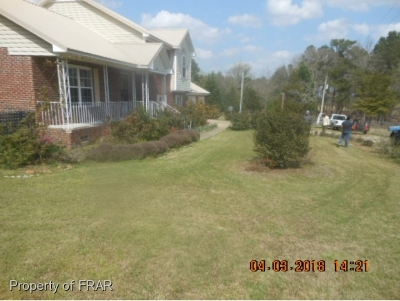 Raeford NC Single Family Home For Sale: $244,975