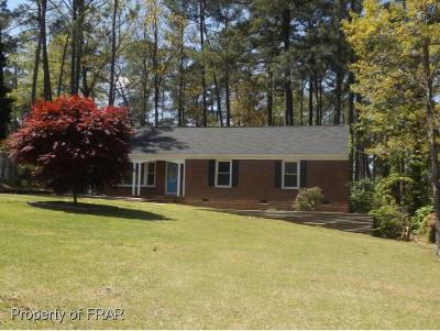 Fayetteville Single Family Home For Sale: 905 Lewis St #23