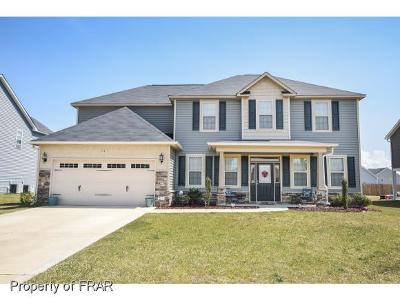 Hope Mills Single Family Home For Sale: 5141 Perfection Ln #197