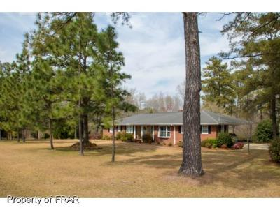 Fayetteville Single Family Home For Sale: 9271 Cliffdale Road